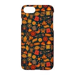 Pattern Background Ethnic Tribal Apple Iphone 7 Hardshell Case