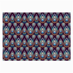 Seamless Pattern Pattern Large Glasses Cloth (2 Side)