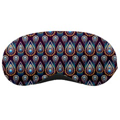 Seamless Pattern Pattern Sleeping Masks