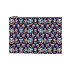 Seamless Pattern Pattern Cosmetic Bag (large)