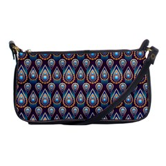 Seamless Pattern Pattern Shoulder Clutch Bags
