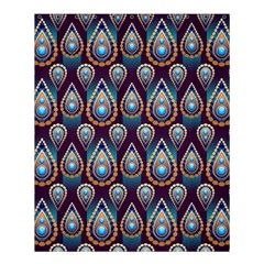 Seamless Pattern Pattern Shower Curtain 60  X 72  (medium)