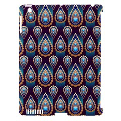 Seamless Pattern Pattern Apple Ipad 3/4 Hardshell Case (compatible With Smart Cover)