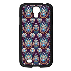 Seamless Pattern Pattern Samsung Galaxy S4 I9500/ I9505 Case (black)