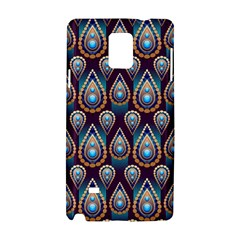 Seamless Pattern Pattern Samsung Galaxy Note 4 Hardshell Case