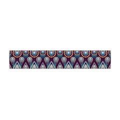 Seamless Pattern Pattern Flano Scarf (mini)