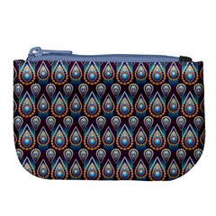Seamless Pattern Pattern Large Coin Purse
