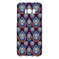Seamless Pattern Pattern Samsung Galaxy S8 Plus Hardshell Case