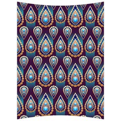 Seamless Pattern Pattern Back Support Cushion