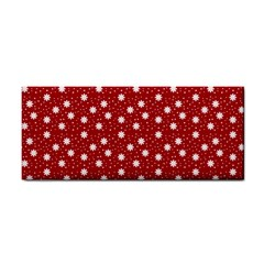 Floral Dots Red Cosmetic Storage Cases
