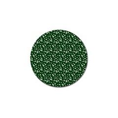 Dinosaurs Green Golf Ball Marker (10 Pack)