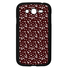 Dinosaurs Red Samsung Galaxy Grand Duos I9082 Case (black)