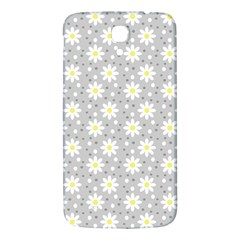 Daisy Dots Grey Samsung Galaxy Mega I9200 Hardshell Back Case