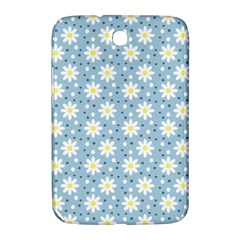 Daisy Dots Light Blue Samsung Galaxy Note 8 0 N5100 Hardshell Case