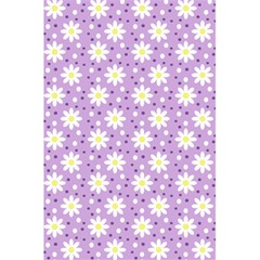 Daisy Dots Lilac 5 5  X 8 5  Notebooks