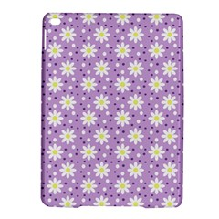 Daisy Dots Lilac Ipad Air 2 Hardshell Cases