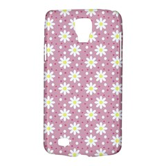 Daisy Dots Pink Galaxy S4 Active
