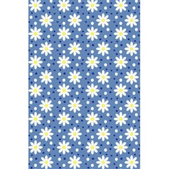 Daisy Dots Blue 5 5  X 8 5  Notebooks