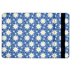 Daisy Dots Blue Ipad Air 2 Flip