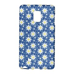 Daisy Dots Blue Galaxy Note Edge