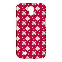 Daisy Dots Light Red Samsung Galaxy Mega 6 3  I9200 Hardshell Case