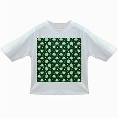 Daisy Dots Green Infant/toddler T Shirts