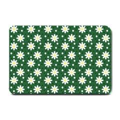 Daisy Dots Green Small Doormat