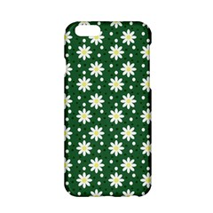 Daisy Dots Green Apple Iphone 6/6s Hardshell Case