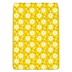 Daisy Dots Yellow Flap Covers (l)