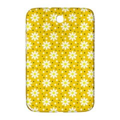 Daisy Dots Yellow Samsung Galaxy Note 8 0 N5100 Hardshell Case