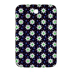 Daisy Dots Navy Blue Samsung Galaxy Note 8 0 N5100 Hardshell Case