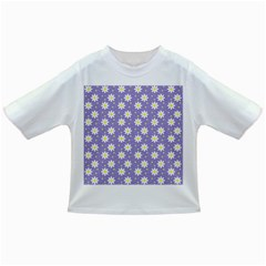 Daisy Dots Violet Infant/toddler T Shirts