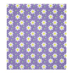 Daisy Dots Violet Shower Curtain 66  X 72  (large)