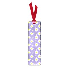 Daisy Dots Violet Small Book Marks