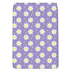 Daisy Dots Violet Flap Covers (s)