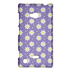 Daisy Dots Violet Nokia Lumia 720