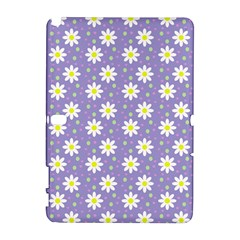Daisy Dots Violet Galaxy Note 1