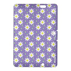 Daisy Dots Violet Kindle Fire Hdx 8 9  Hardshell Case