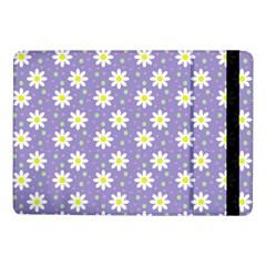Daisy Dots Violet Samsung Galaxy Tab Pro 10 1  Flip Case