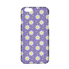 Daisy Dots Violet Apple Iphone 6/6s Hardshell Case