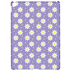 Daisy Dots Violet Apple Ipad Pro 12 9   Hardshell Case