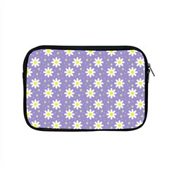 Daisy Dots Violet Apple Macbook Pro 15  Zipper Case