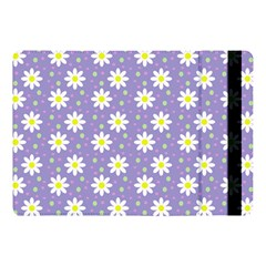 Daisy Dots Violet Apple Ipad Pro 10 5   Flip Case
