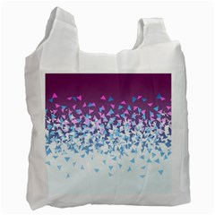 Disintegrate Carnivale Recycle Bag (two Side)