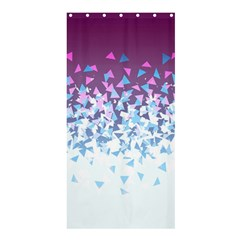 Disintegrate Carnivale Shower Curtain 36  X 72  (stall)