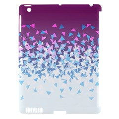 Disintegrate Carnivale Apple Ipad 3/4 Hardshell Case (compatible With Smart Cover)