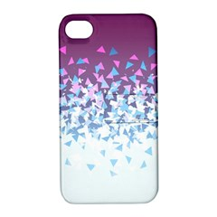Disintegrate Carnivale Apple Iphone 4/4s Hardshell Case With Stand