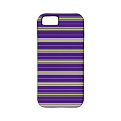 Color Line 1 Apple Iphone 5 Classic Hardshell Case (pc+silicone)
