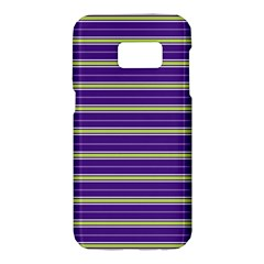 Color Line 1 Samsung Galaxy S7 Hardshell Case