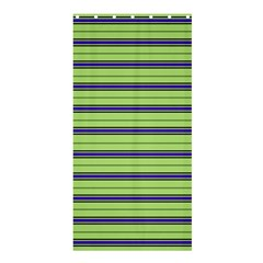 Color Line 2 Shower Curtain 36  X 72  (stall)